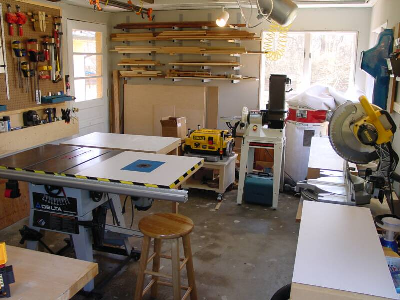 Washington township ohio residential electrical service for One car garage woodshop